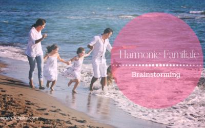 Brainstorming avec les enfants: le chemin vers l'harmonie  familiale